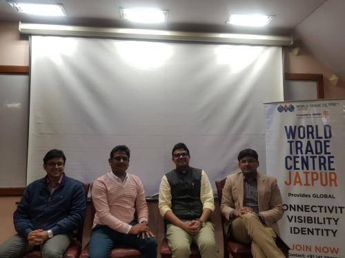 18 Jan 2019 -  WTC Jaipur organizes seminar on International Marketing and E-commerce
