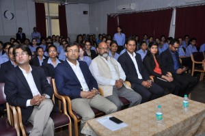 "22th February 2017 - ""Internatonal Marketing, International College for Girls, Jaipur"""