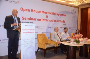 "7th September 2017 - ""Open House Meet With Exporters , Jaipur"""