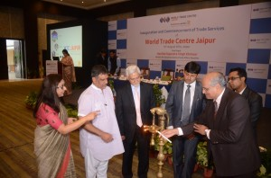 "10th August 2016 - ""WTC Jaipur office Inauguration"""